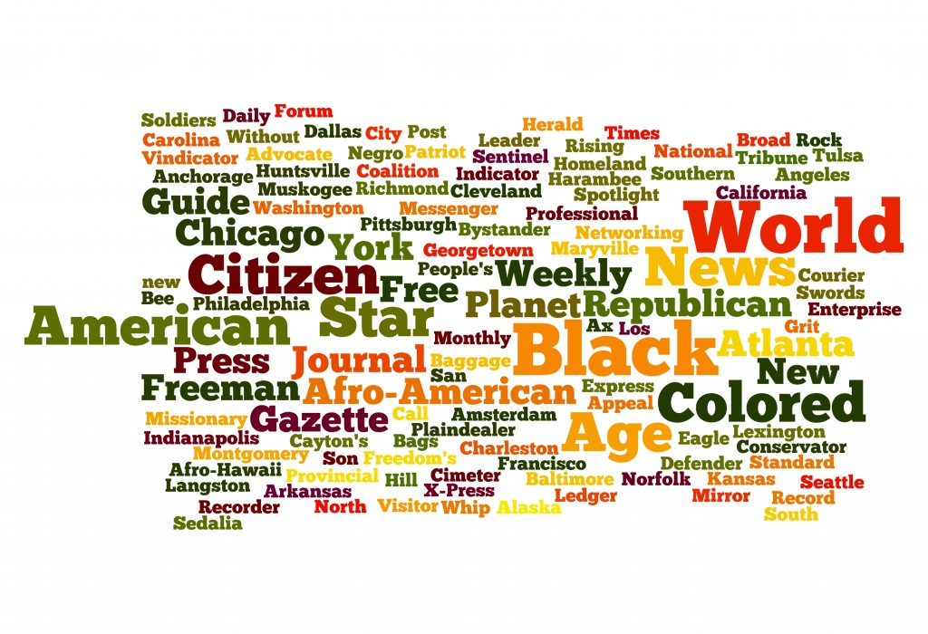 Black Press Wordle