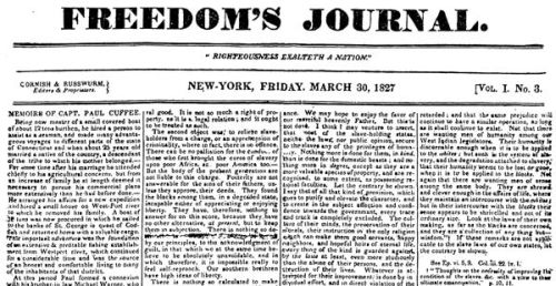 The newspaper research journal